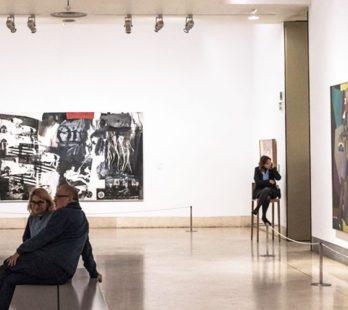 Auxiliares de sala para museos