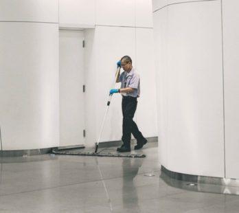 Personal de limpieza para residencias
